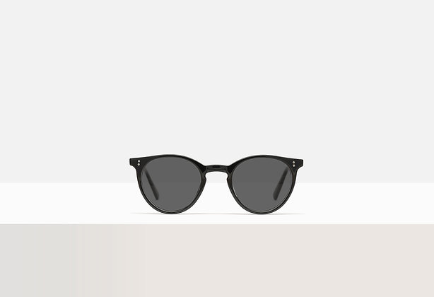 Sunglasses - Hermann in Acetate Black