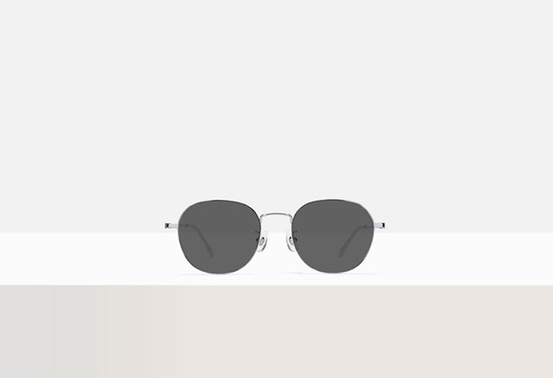 Sunglasses - Ibsen in Silver Lining