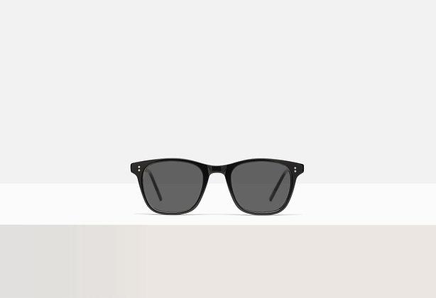 Sunglasses - Coppola in Acetate Black