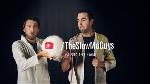 Youtube - Slow Mo Guys