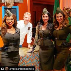 American Bombshells at Savor Borgata