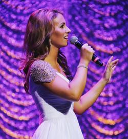 Talent Award at Miss New York 2017