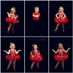 Tiny Toddler Dance