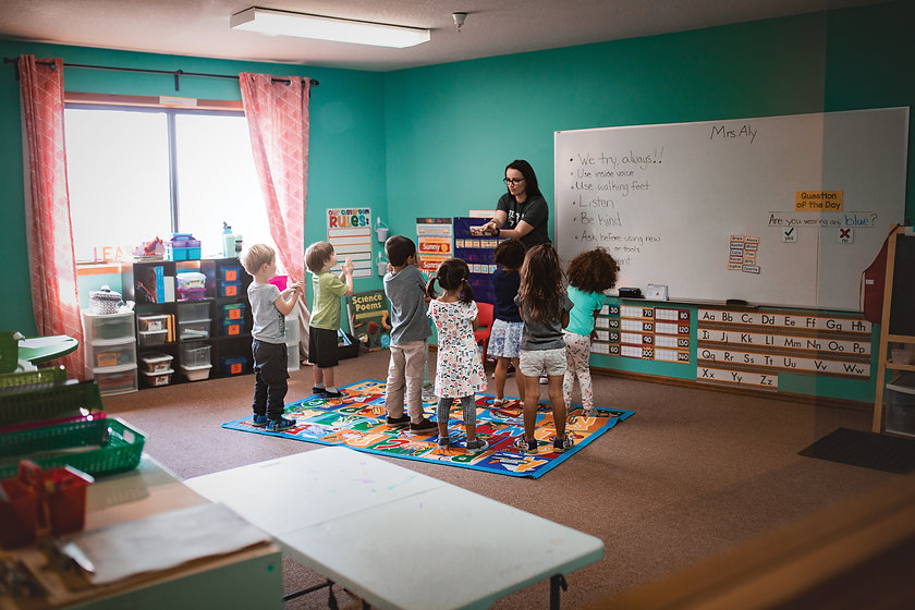 EVOLUTIONS PRESCHOOL Fall 2018-Pictures-