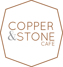 Copper & Stone Cafe Logo