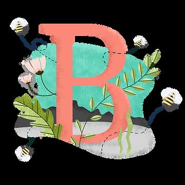 B para abelha