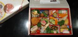 おつまみ弁当1300円(ご飯なし)