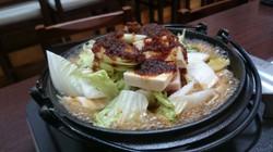 名物ホルモン鍋