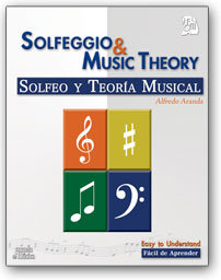 Solfeggio and Music Theory Book
