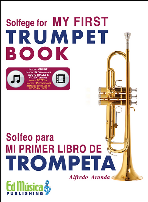 My First Trumpet Book