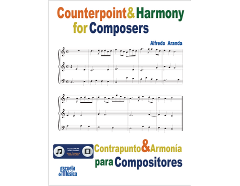 Counterpoint and Harmony for Composers DIGITAL