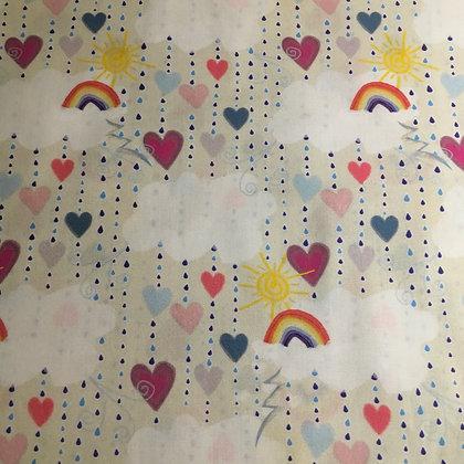 Rainbows and Hearts