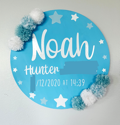 New Baby Sign