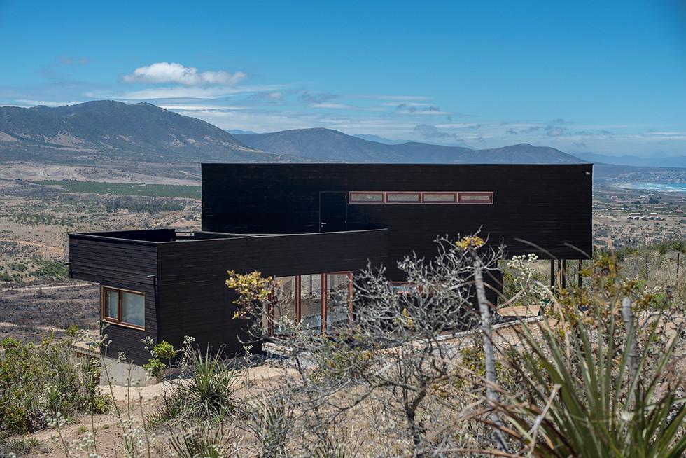Casa en Los Molles / 2016