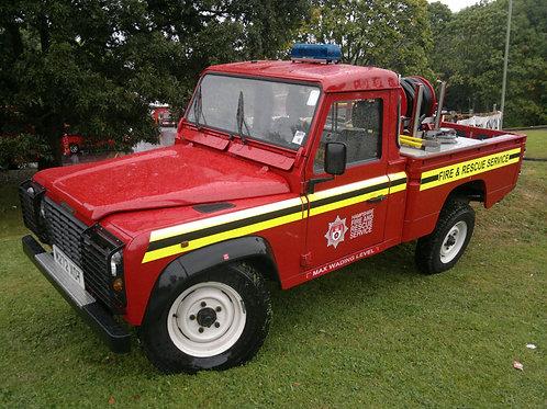 4x4 Land Rover