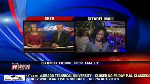 Community Event Coverage at Citadel