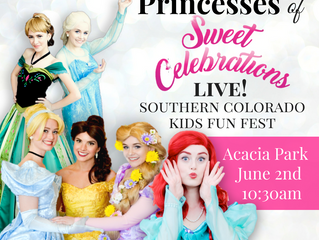 Free Community Princess Party!