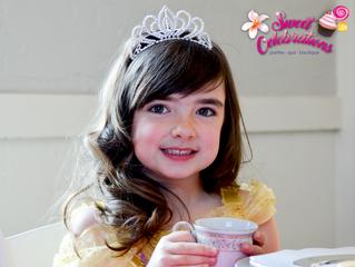 Little Princess Winner Photo Shoot