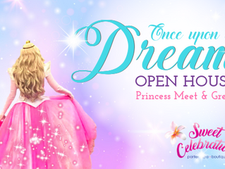 Once Upon a Dream Open House