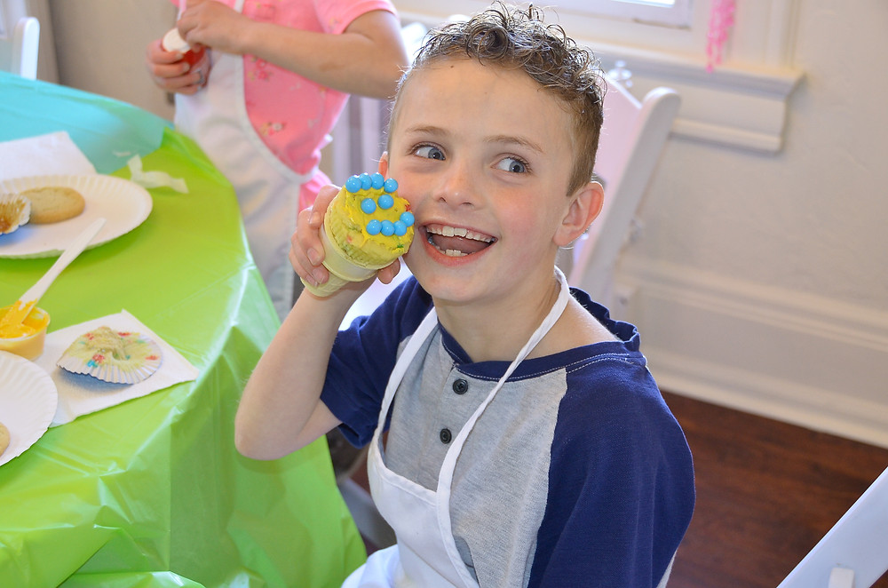 Kids Bakery Party