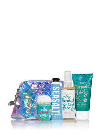 Bath and Body Works Mermaid Gift Set