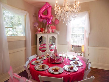 Sweet Celebrations Offers A Variety Of All Inclusive Birthday Party Packages For Ages 2 18 At Our Unique Venue In Beautiful Historic Downtown Colorado