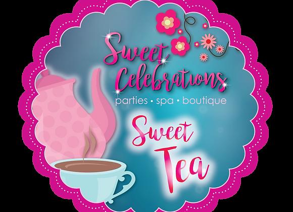RSVP Sweet Tea Party Reminders