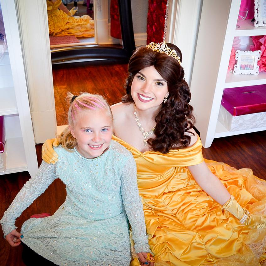 Beauty Princess Party