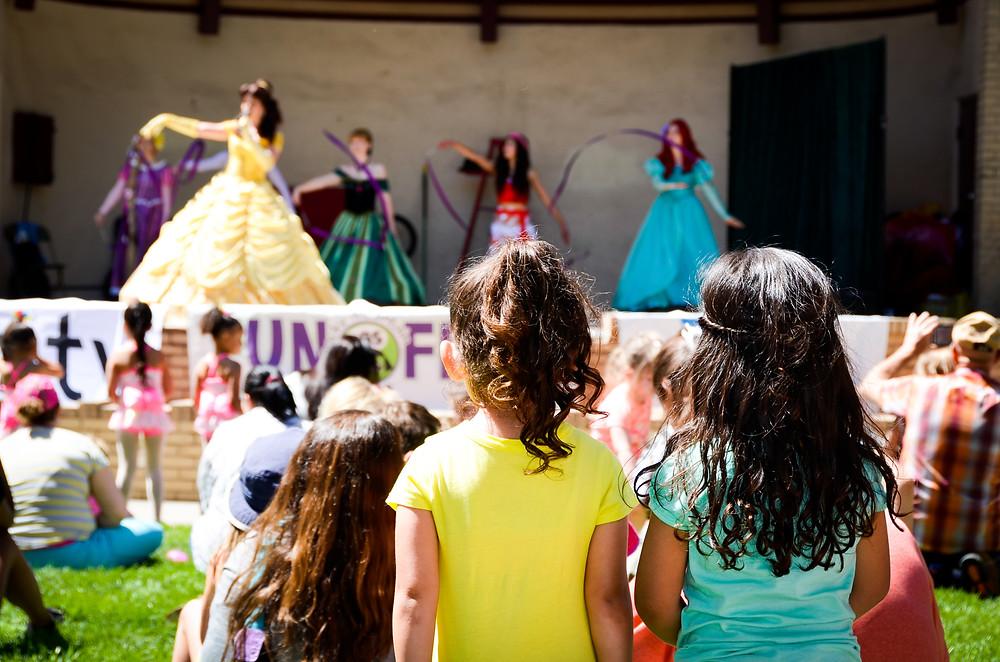 Princess Performance