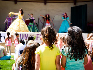 Princess Party with Rocky Mountain PBS