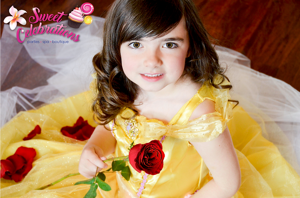 Kids Princess Party