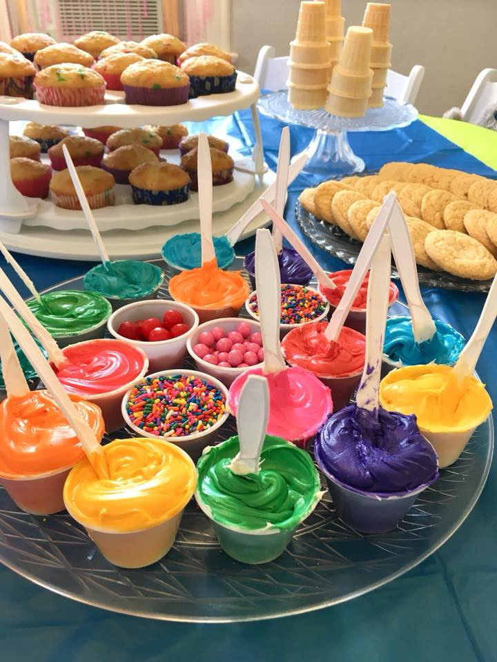 Sweet Celebration Parties