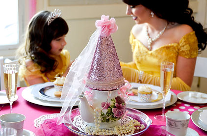 tea party with a princess.jpg