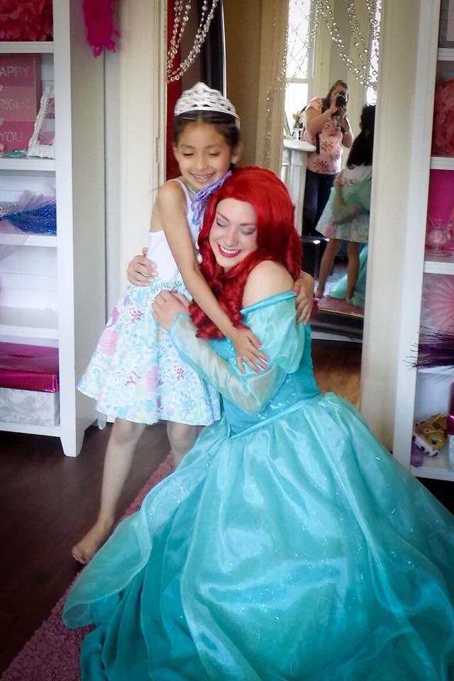 princess birthday ideas