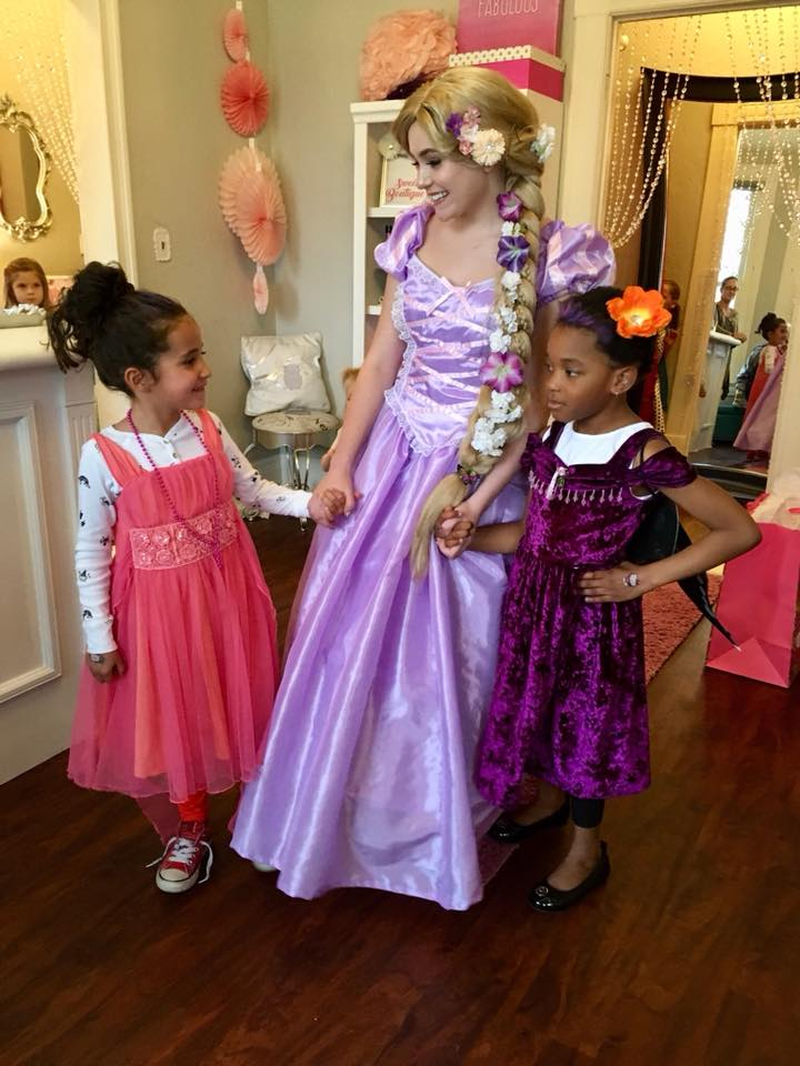Party with a Princess