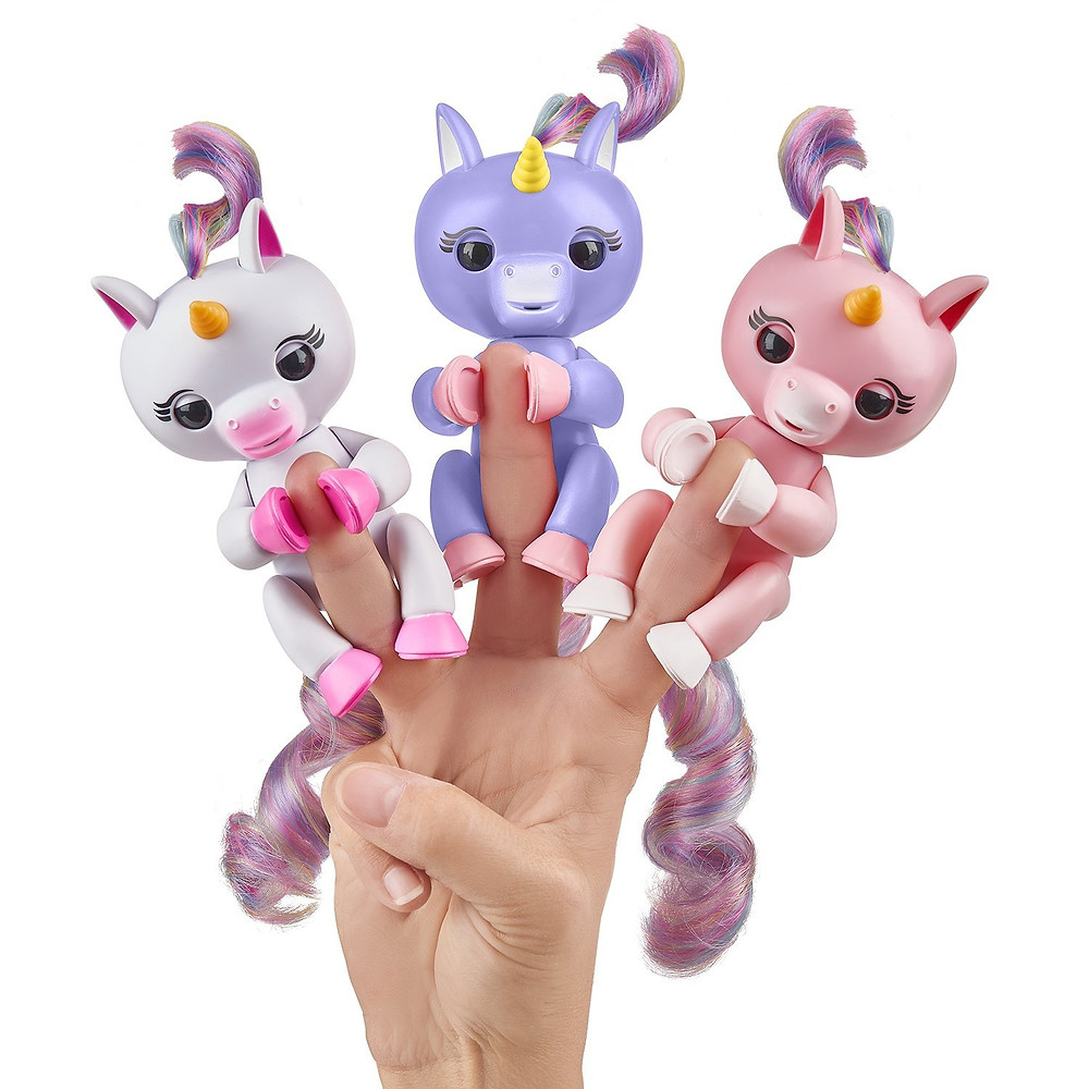 WowWee Fingerlings Unicorns
