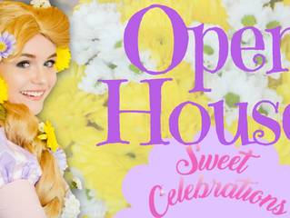 Birthday Party Open House!