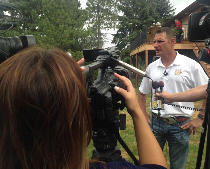 Media relations for Colorado Custom Decks