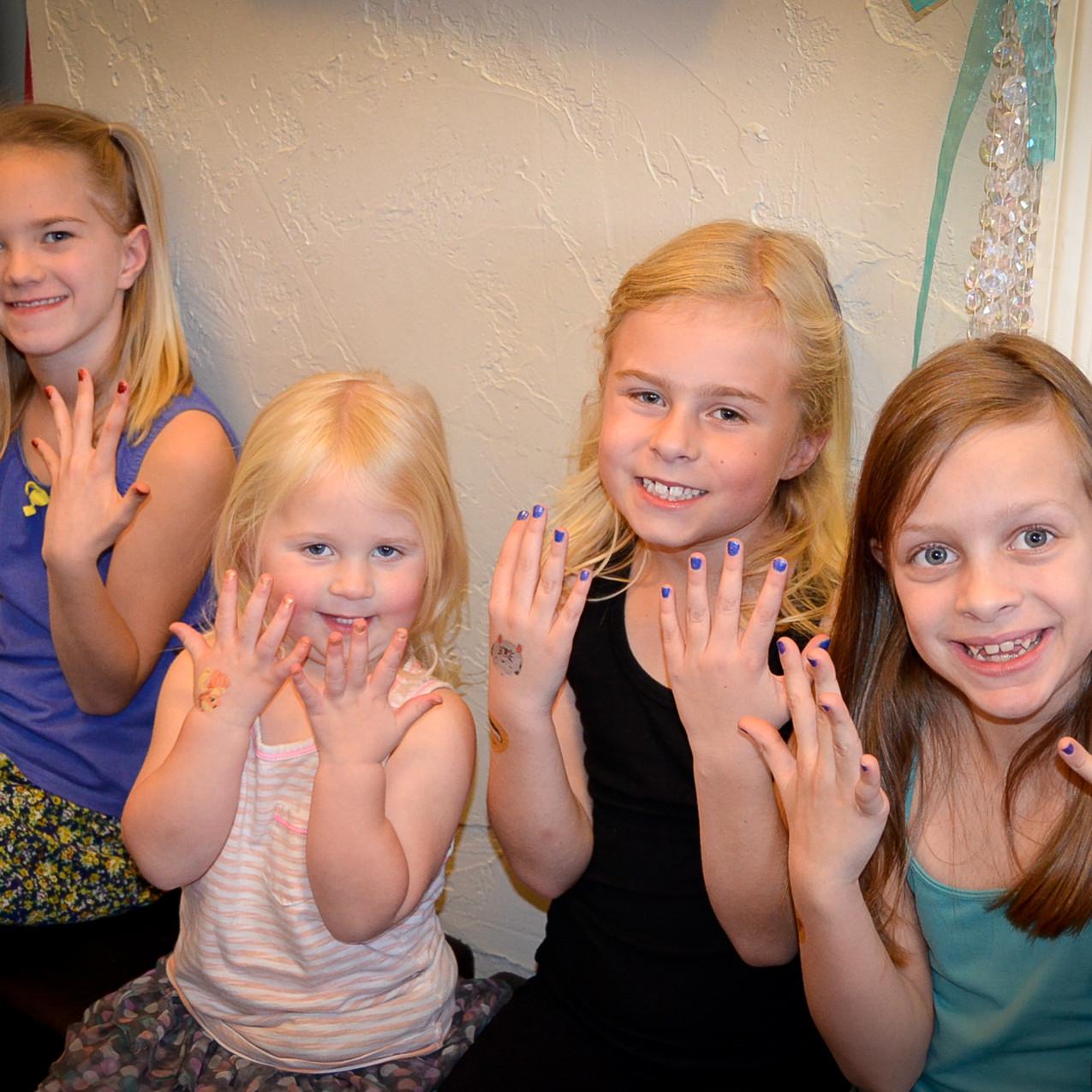Kids Nail Salon
