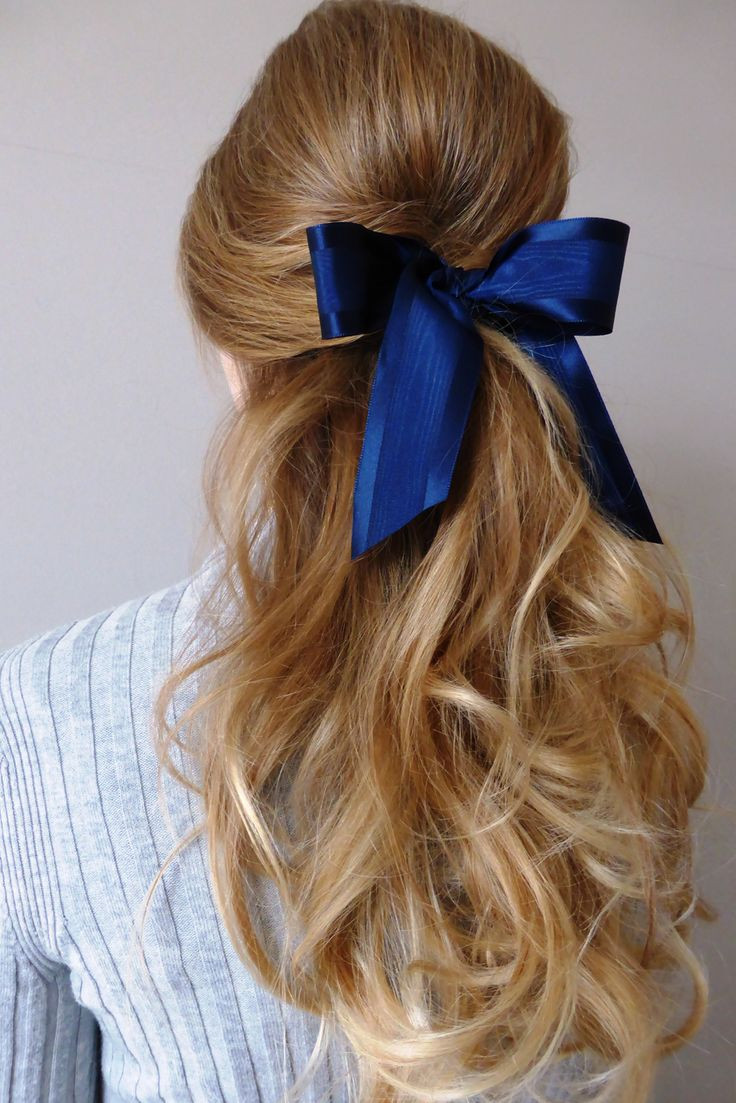 Satin Bows make for elegant party gift ties