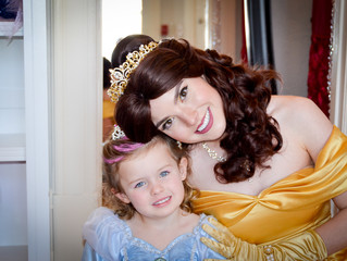 Positive Role Models for Children: How a Princess Party at Sweet Celebrations Builds Character