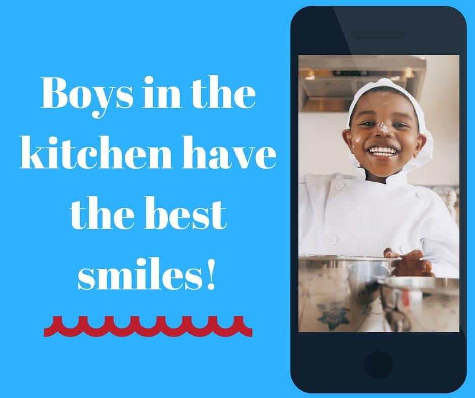 Boys Bakery Party!