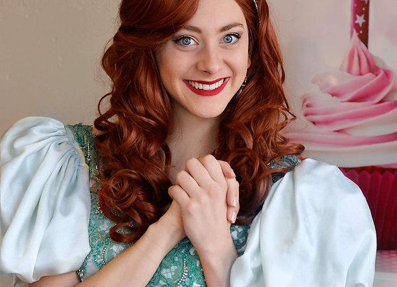 Mermaid Princess Appearance