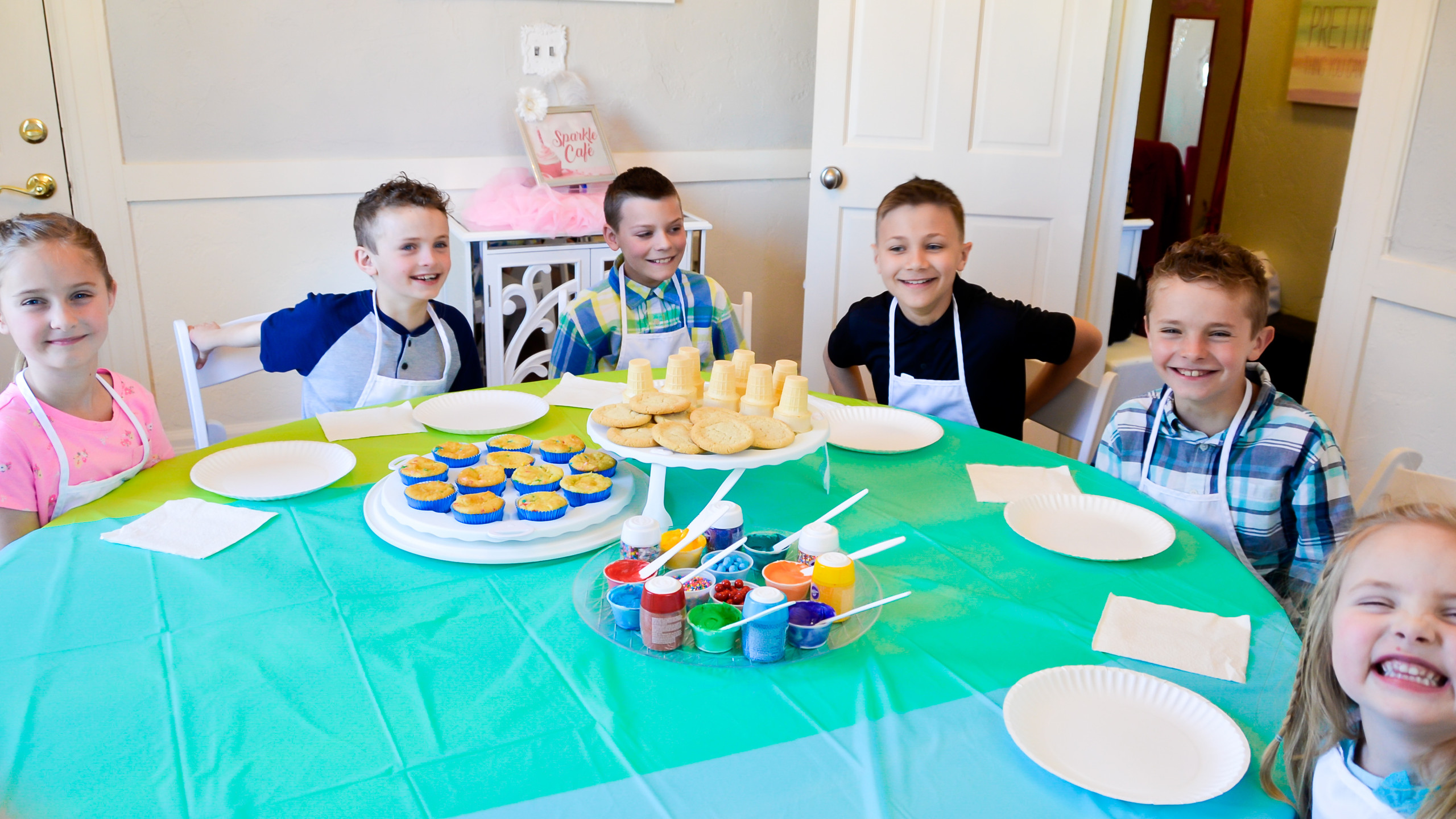 Bakery Party!