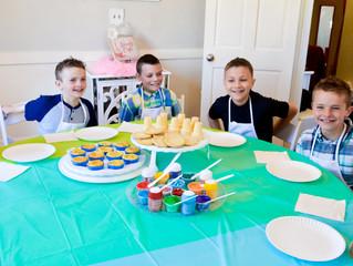 Kids Bakery Party!