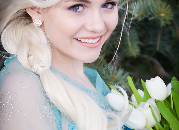 Snow Queen Appearance