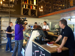 Onsite Interview with FOX21 News