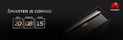 Huawei Twitter banner