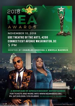 NEA Hosts Flyer