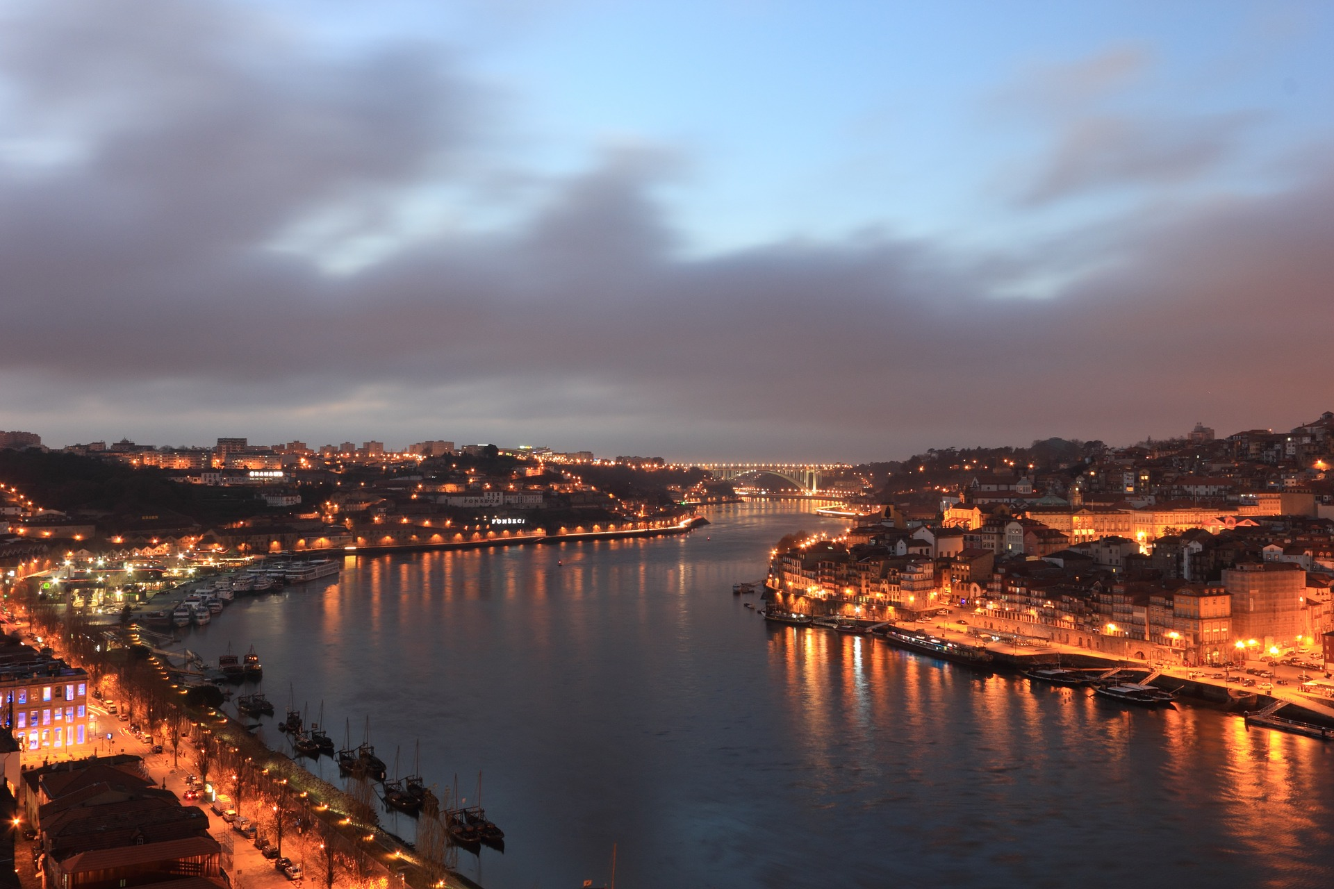 Porto River, Porto Portugal